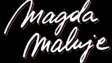 Magda Maluje